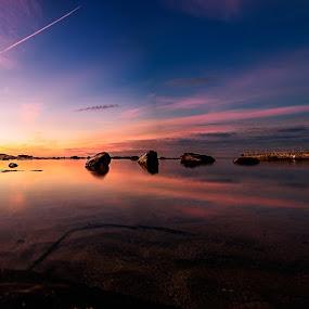 Photographers Landscape by Chris Gonzalez - Landscapes Beaches ( colorful, photographer, beach, seascape, nikon )