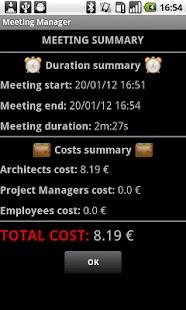 玩免費商業APP|下載Meeting Manager app不用錢|硬是要APP
