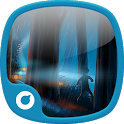 Rain Night Icons & Wallpapers icon