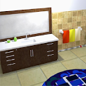 3D Escape: Bath room Escape icon