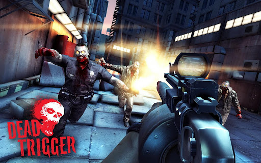 DEAD TRIGGER  gameplay | by HackJr.Pw 5