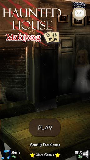 Hidden Mahjong - Haunted House