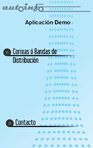 Demo Bandas de Distribución