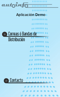 Demo Bandas de Distribución - screenshot thumbnail