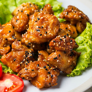 Honey Teriyaki Chicken