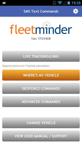 Fleetminder Vehicle Tracking