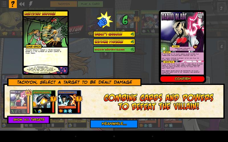 Sentinels of the Multiverse Screenshot 12