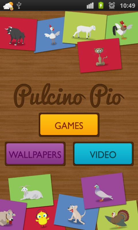 Pulcino Pio- screenshot