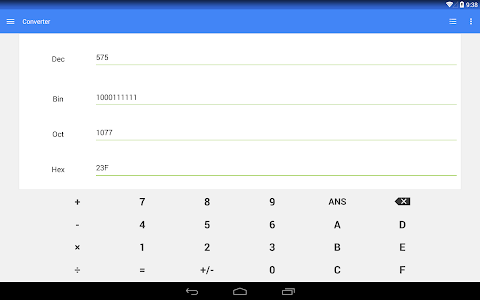 One Calculator v2.3 build 61