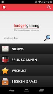 Budgetgaming.nl- screenshot thumbnail