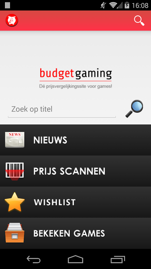 Budgetgaming.nl- screenshot