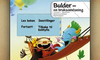 Screenshot of Bulder – en bruksanvisning