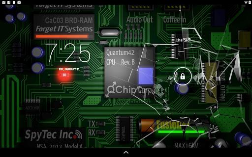 Cracked Screen Gyro 3D Parallax Wallpaper HD 1.0.5 screenshots 7