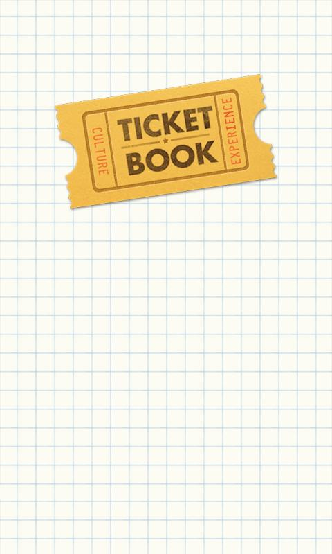 TICKETBOOK - screenshot