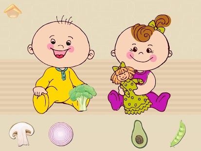 Funny-Veggies-Game-for-babies 7