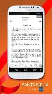 Santa Biblia Reina Valera - screenshot thumbnail