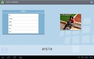 Screenshot of Z_L-Lingo Learn Korean HD