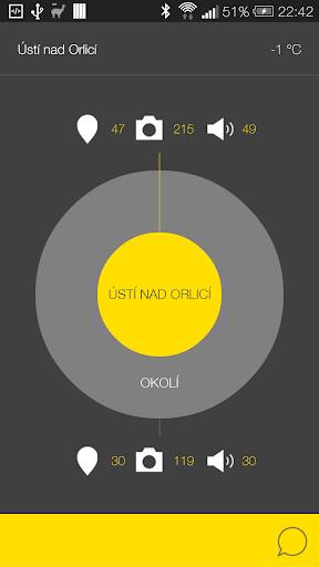 Ústí nad Orlicí - audio tour