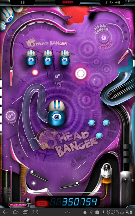 Monster Pinball HD- screenshot
