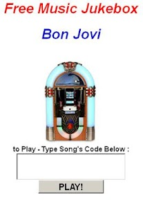 Bon Jovi JukeBox - screenshot thumbnail