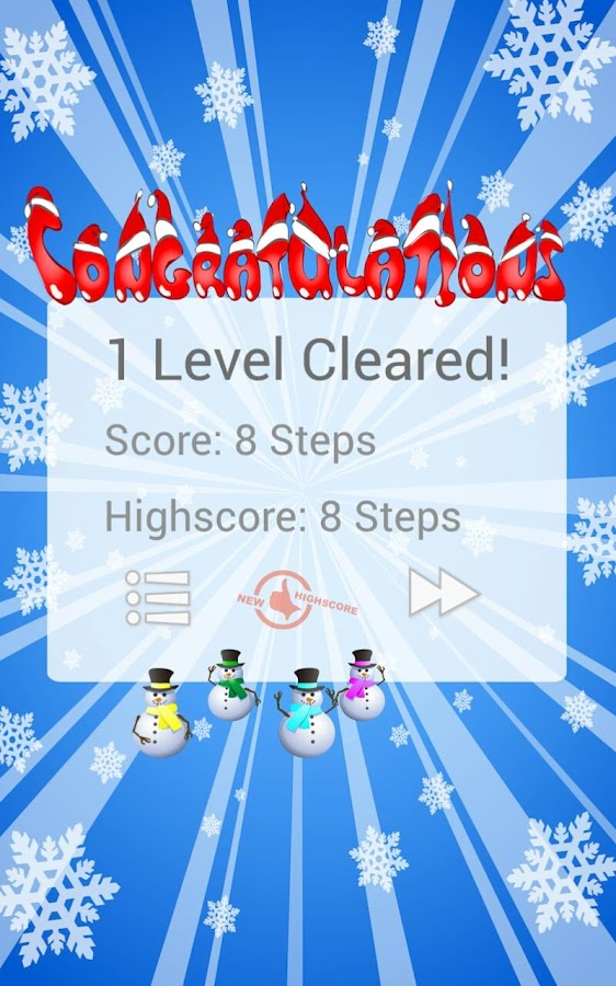Snowman Play Swap- screenshot