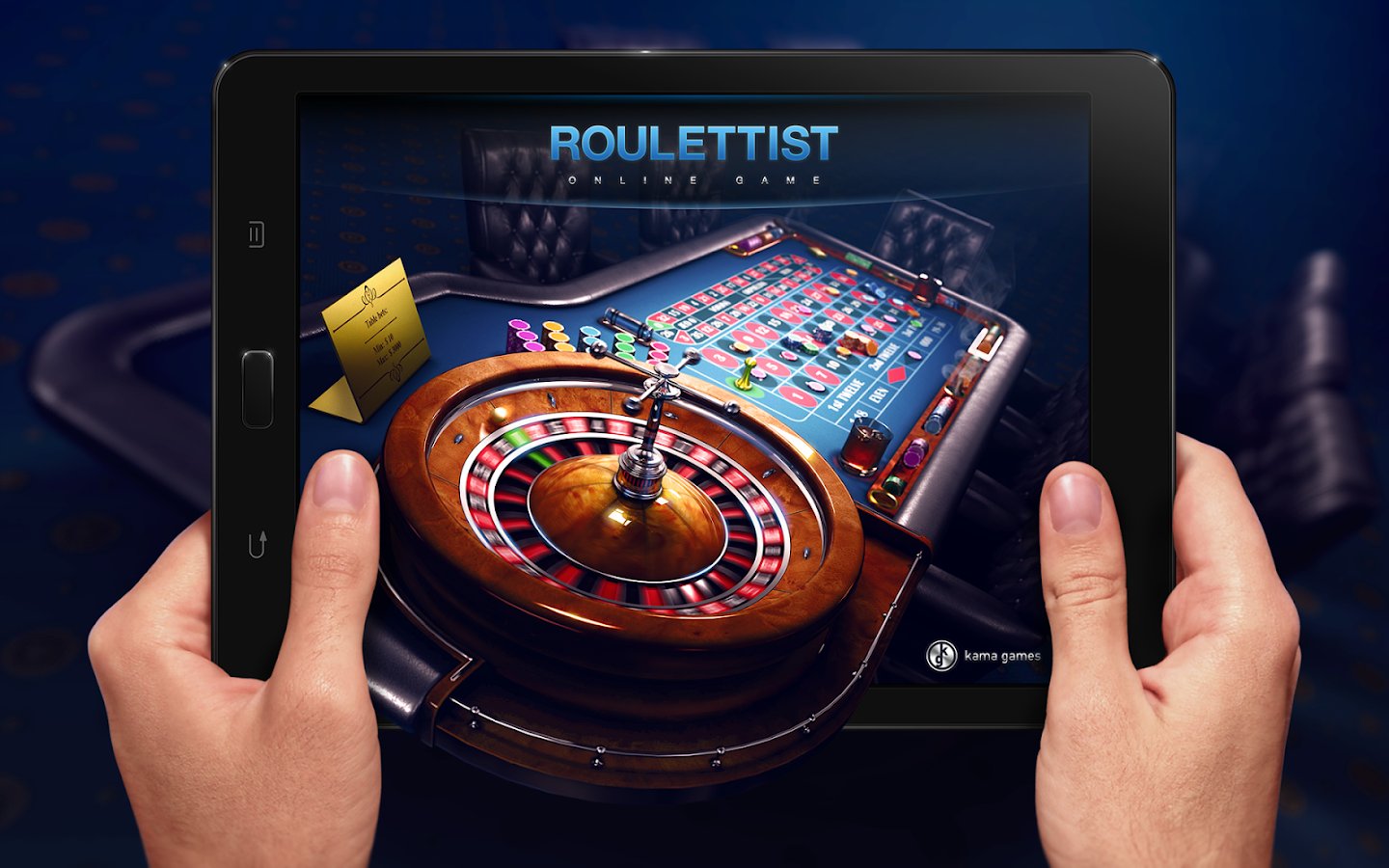 Roulettist - screenshot
