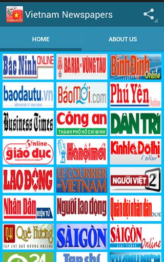 Vietnam Newspapers-Tin ViệtNam