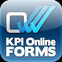 KPIonLine Forms v3.1 logo