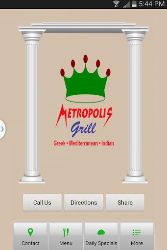 Metropolis Grill