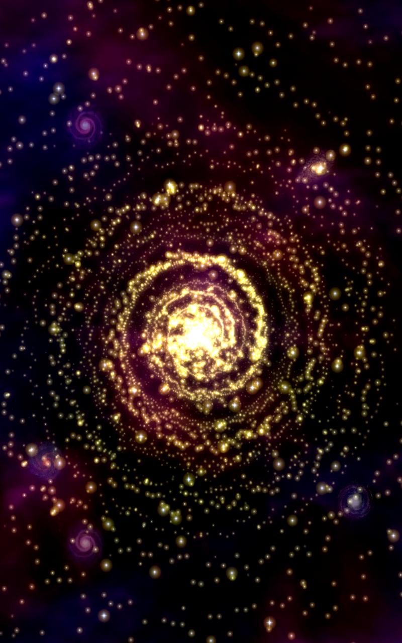 Galaxy Journey Music Visualizer Pro Screenshot 14