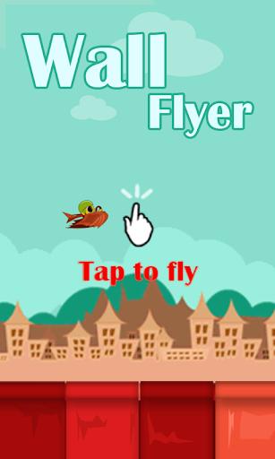 Iron Floppy Bird - Wall Flyer