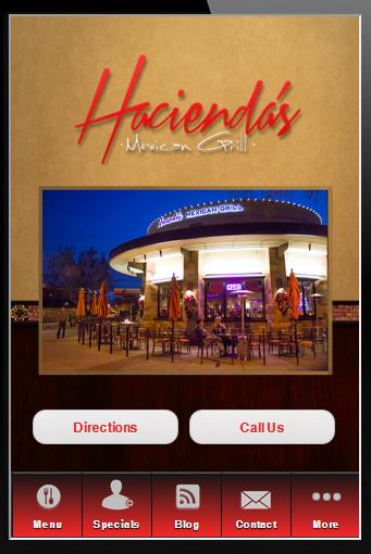 Hacienda's Mexican Grill AZ