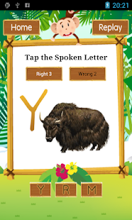 Animal Alphabets ABC Poem Kids - screenshot thumbnail