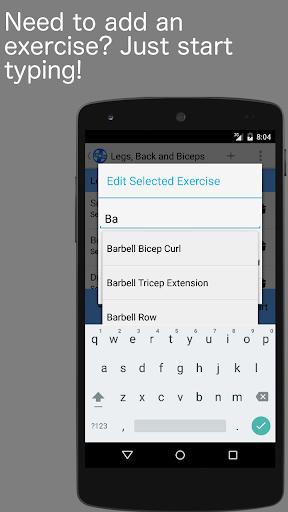 【免費健康App】GYMer - Weight Lifting Log-APP點子