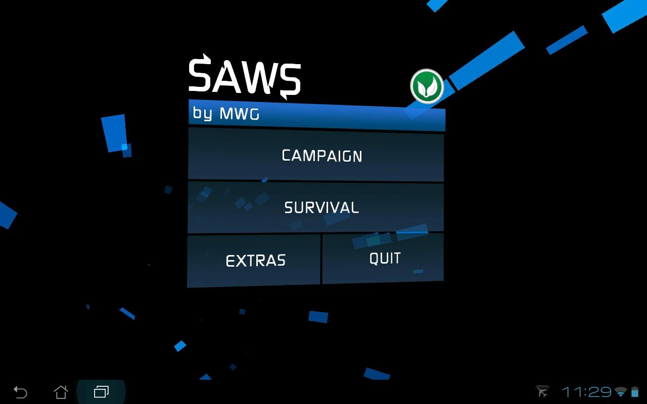 SAWS | The Puridium War - screenshot