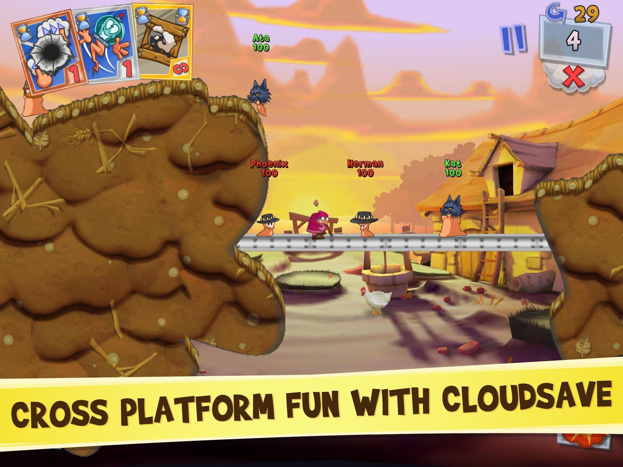 Worms 3 screenshot #10