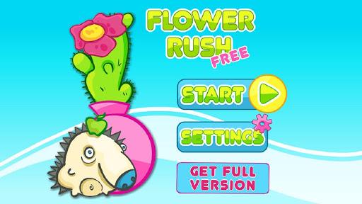 Flower Rush HD