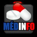 Medinfo Generic & Brand drugs logo