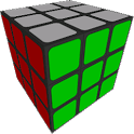 3D Magic Cube(Rubiks Cube) icon
