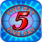 Five Pay (5x) Slot Machine icon