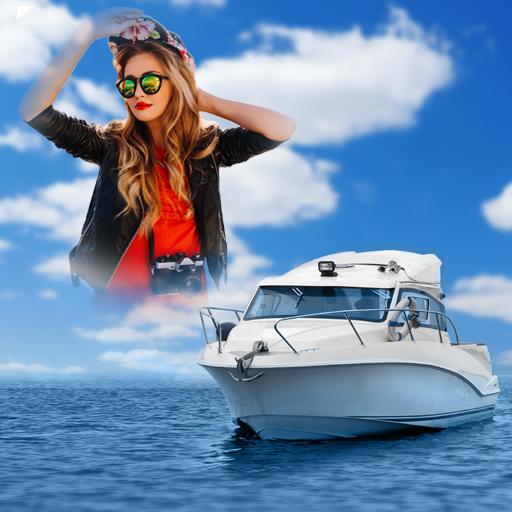 ボートフォトフレーム 攝影 App LOGO-硬是要APP