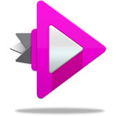 App Rocket Player Light Pink Theme APK for Windows Phone