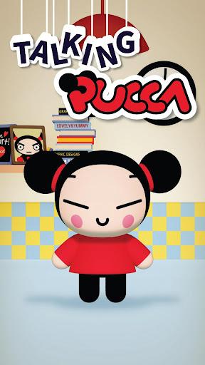 会说话的Pucca - Talking Pucca Free