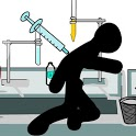 Stickman ClickDeath Hospital icon