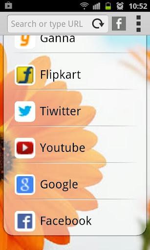 4G speed up internet browser