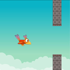 Падающая птица icon