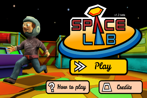 SpaceLab- screenshot
