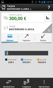 EVO Banco móvil - screenshot thumbnail