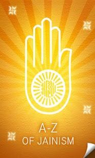 A-Z of Jainism - screenshot thumbnail