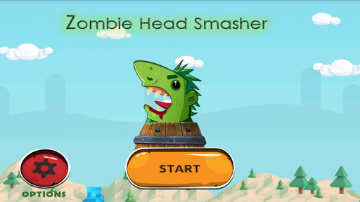 Zombie Head Smasher